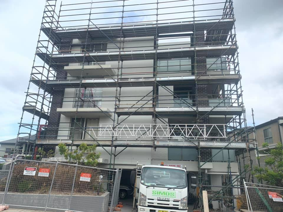Simos Scaffolding Sydney, Central Coast and Newcastle